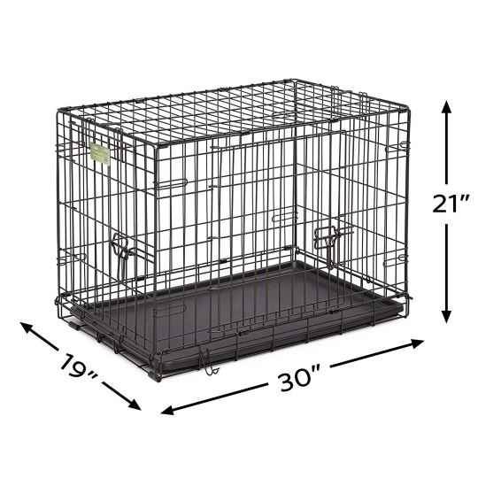 Midwest Crates ICrates - 30 inch size crate. Crate sizes for Aussiedoodle and Labradoodle Puppies