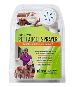 Rince Ace Pet Faucet Sprayer