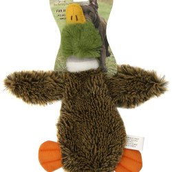 Best Pet Supplies 2-in-1 Fun Skin Stuffless Dog Squeak Toy