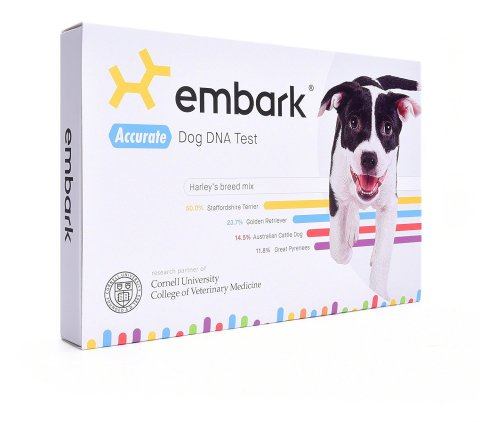 Embark Genetic Testing Kit