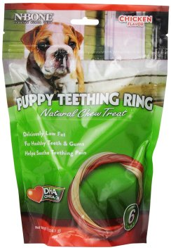 Puppy Teething Ring