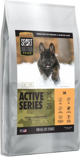 Sportdog Elite Puppy Food on Chewy.com (great food)