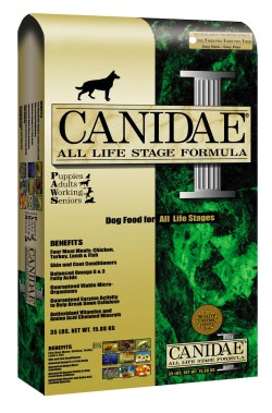 canidae dog food all life stages