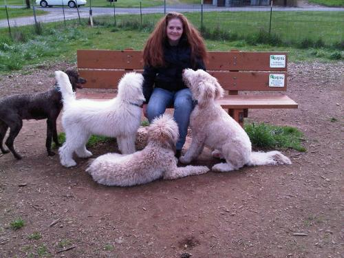 Me and our Dreamydoodles..