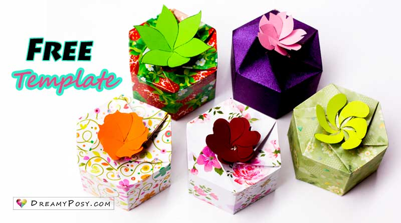 How To Make Personalized Gift Boxes Free Template