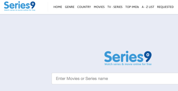 the series online site