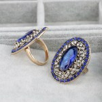 Gold plated Ring. Wedding Ring