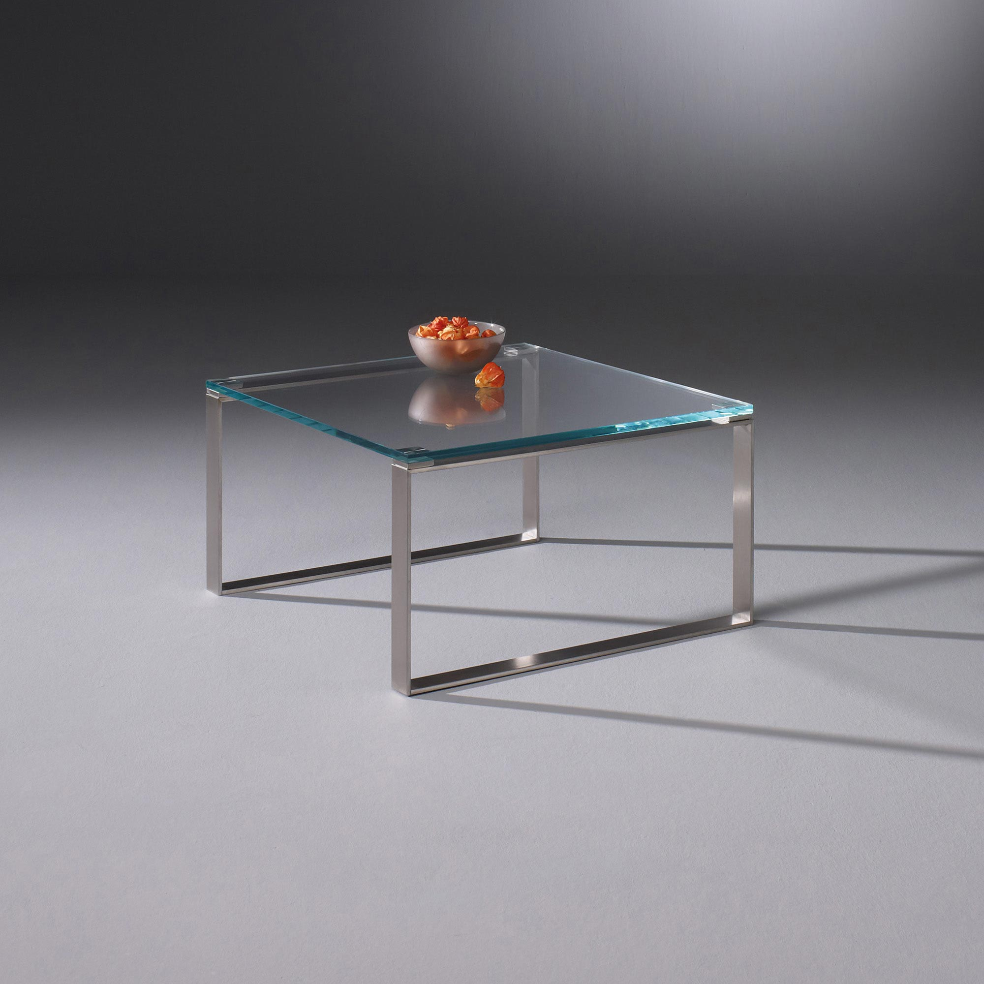 glass coffee table davis