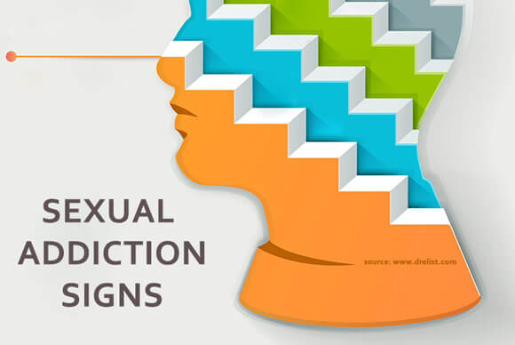 sexual addiction signs image