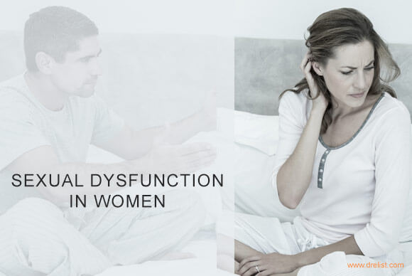 sexual disfunction for women