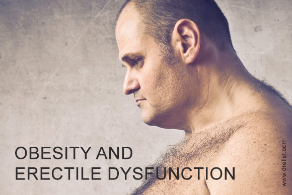 Obesity and Erectile Dysfunction Image