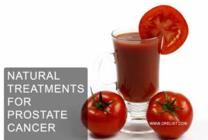 Natural treatments for Prostate Cancer image