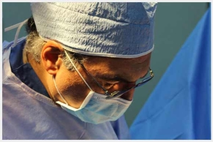 Dr. Elist in Surgery