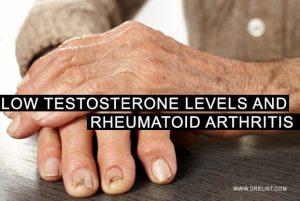 Low Testosterone Levels And Risk Of Developing Rheumatoid Arthritis image