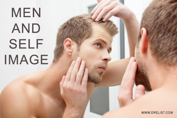 Men And Self Image Image