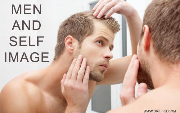 Men And Self Image Image