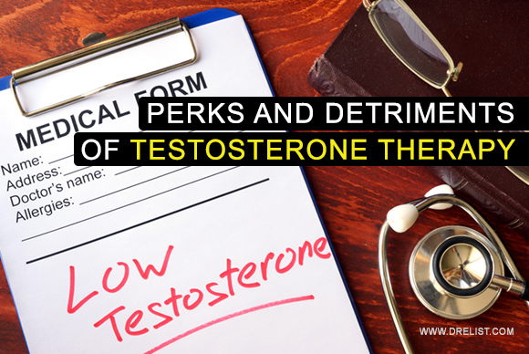 Perks And Detriments Of Testosterone Therapy Image