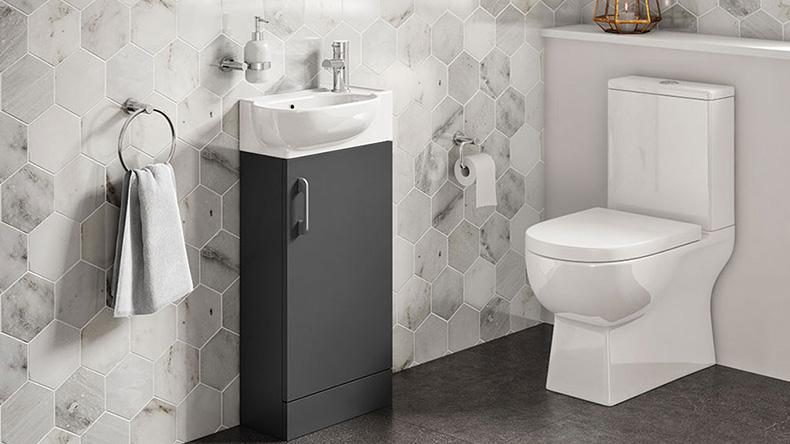 Small Bathroom Ideas 2021 | Drench