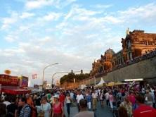 Besucher Stadtfest Dresden