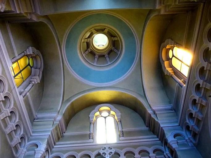 Innenansicht Kirche Dresden