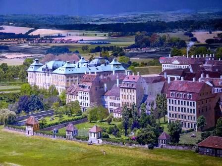 Dresden gezeichnet