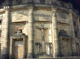 Zionskirche von vorn