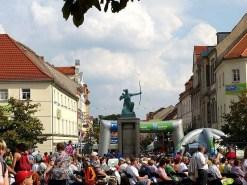Tag der Sachsen 2014 Besuchermeile