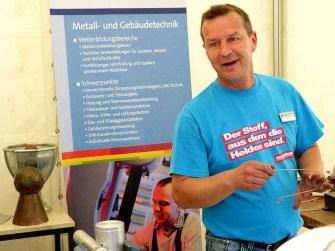 Tag der Sachsen 2014 Metalltechnik