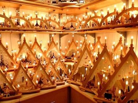 Weihnachten in der Spielzeugstadt Seiffen Bild 15