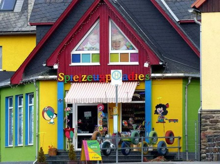 Weihnachten in der Spielzeugstadt Seiffen Bild 37