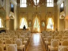 Festsaal Schloss Rammenau