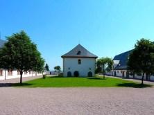 Innenhof Schloss Augustusburg