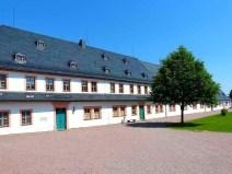 Außenanlage Schloss Augustusburg