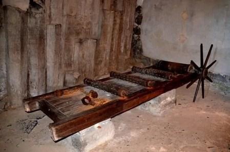 Folterkammer Burg Stolpen
