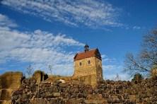 Burg Stolpen Ansicht