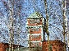 Turm Bergbaumuseum Oelsnitz