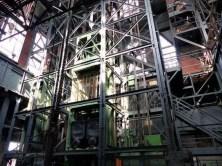 Bergbaumuseum Aufzug