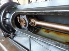 Blick in die Dampfmaschine