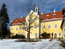 Hof Jagdschloss Grillenburg