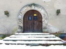 Altes Tor am Jagdschloss Grillenburg
