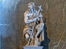 Skulptur Mann
