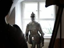 Ritter Fenster Burg Hohnstein