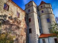 Schloss Scharfenberg Turm