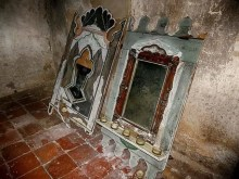 Die 2 Spiegel im Schloss Scharfenberg