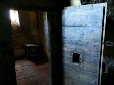 Holztür Kammer Zelle