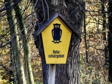 Ausflug Schloss Scharfenberg - Naturschutzgebiet