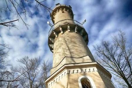 König Albert Turm Weinböhla