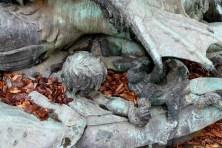 Brunnenplastik Stürmischen Wogen Schloss Eckberg Dresden