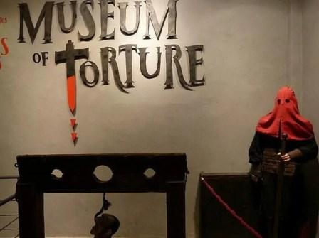 Museum Torture Prag