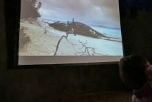 Film über Saurier aus dem Meer Saurierpark Kleinwelka